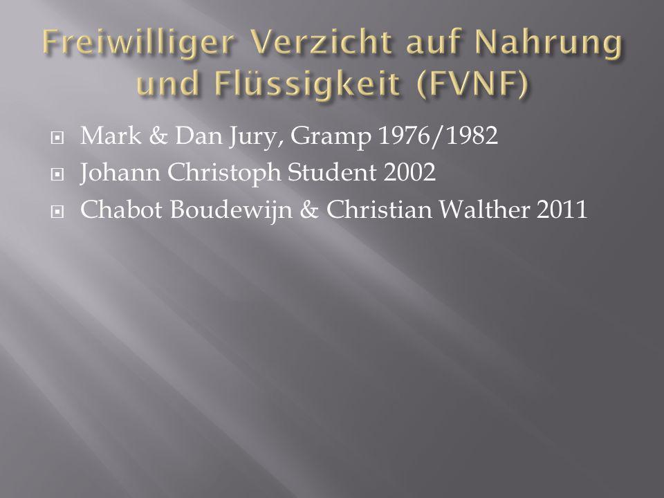 Mark & Dan Jury, Gramp 1976/1982 Johann Christoph Student 2002 Chabot Boudewijn & Christian Walther 2011