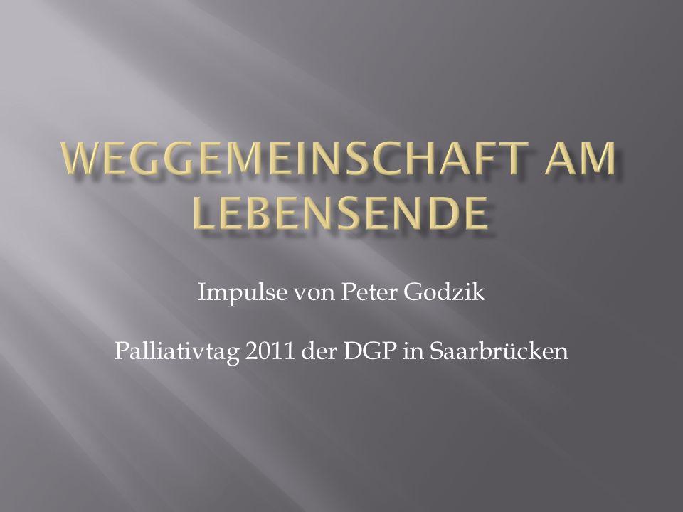 Peter Godzik (Hrsg.), Der eigenen Trauer begegnen, Rosengarten b.