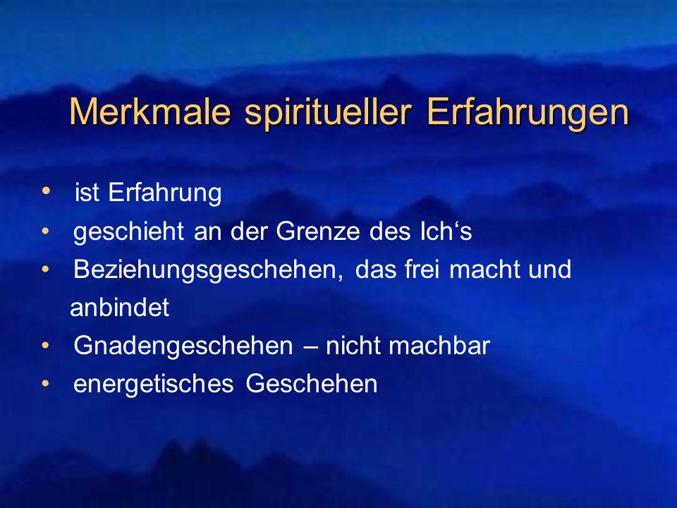 Spiritualis, pneumaticos Religiosität und Spiritualität sind im Kern zweierlei Spiritualität ist kein Ersatzbegriff für eine unattraktiv gewordene Religiosität