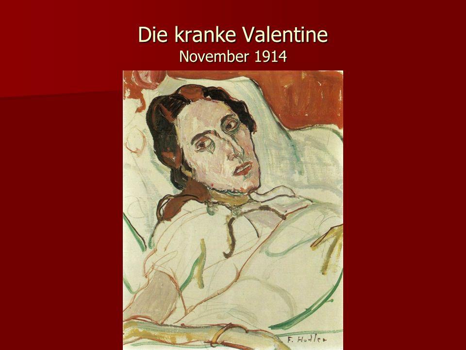 1942 kommentieren Hans Mühlestein und Georg Schmidt dieses Bild: Einen grausamen Schritt vom Leben fort und dem Sterben entgegen: der Kopf ist wie vom Körper abgeknickt zurückgefallen.