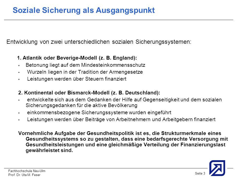 Fachhochschule Neu-Ulm Prof.Dr. Uta M.
