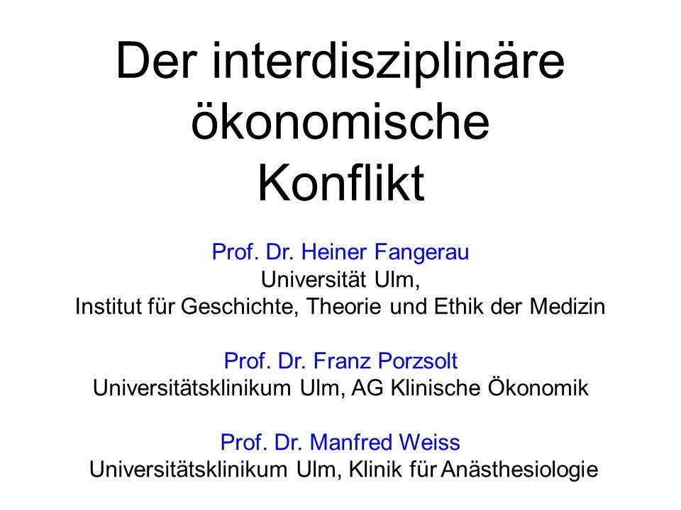 Entscheidungen nach A) Ergebnissen klinischer Studien - Evidenz-basierte Medizin - Leitlinien - eigene Erfahrung des Arztes