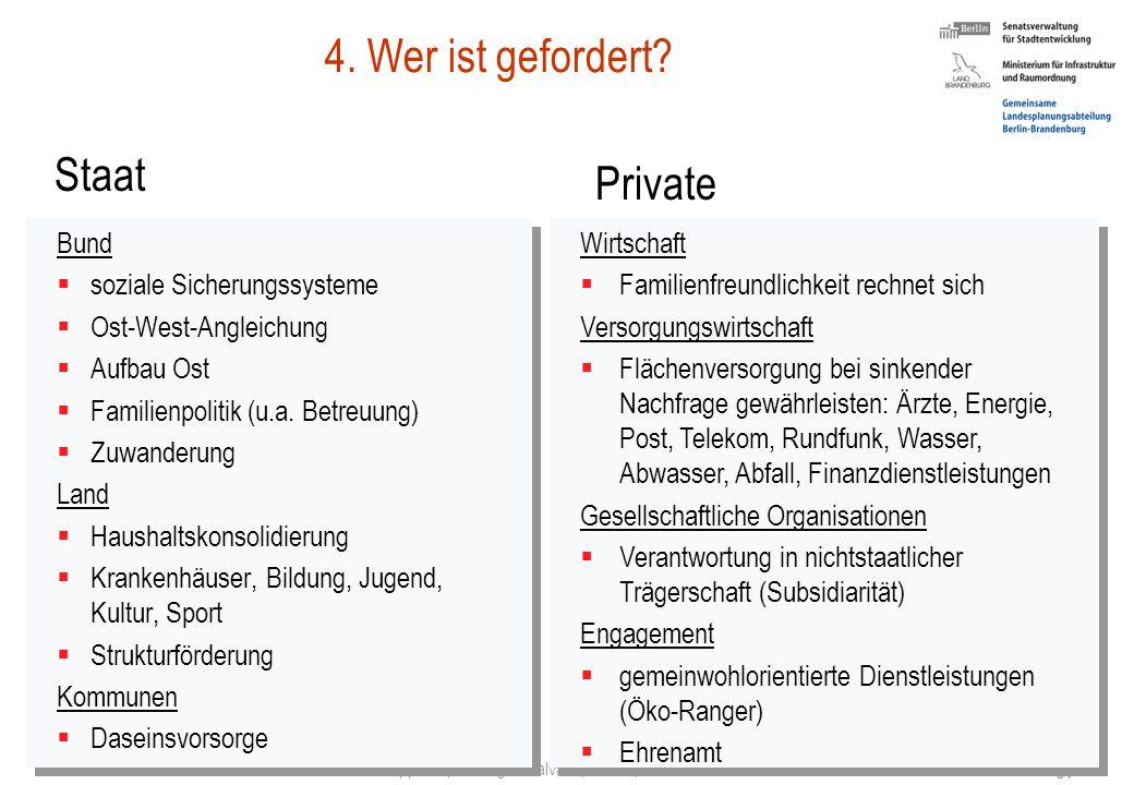 Stefan Krappweis, Vortrag in Salvator, Berlin, 8.3.2007 33 Wirtschaft Sinkende Nachfrage: Branchen mit unelastischer Nachfrage im äE: (nicht preis-, s