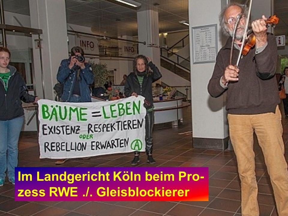 Filz mit NGOs und Organisationen: Beispiel Gewerkschaften IG Bergbau, Chemie, Energie pro Braunkohle Unterschriftensammlung Pro Lausitzer Braunkohle,