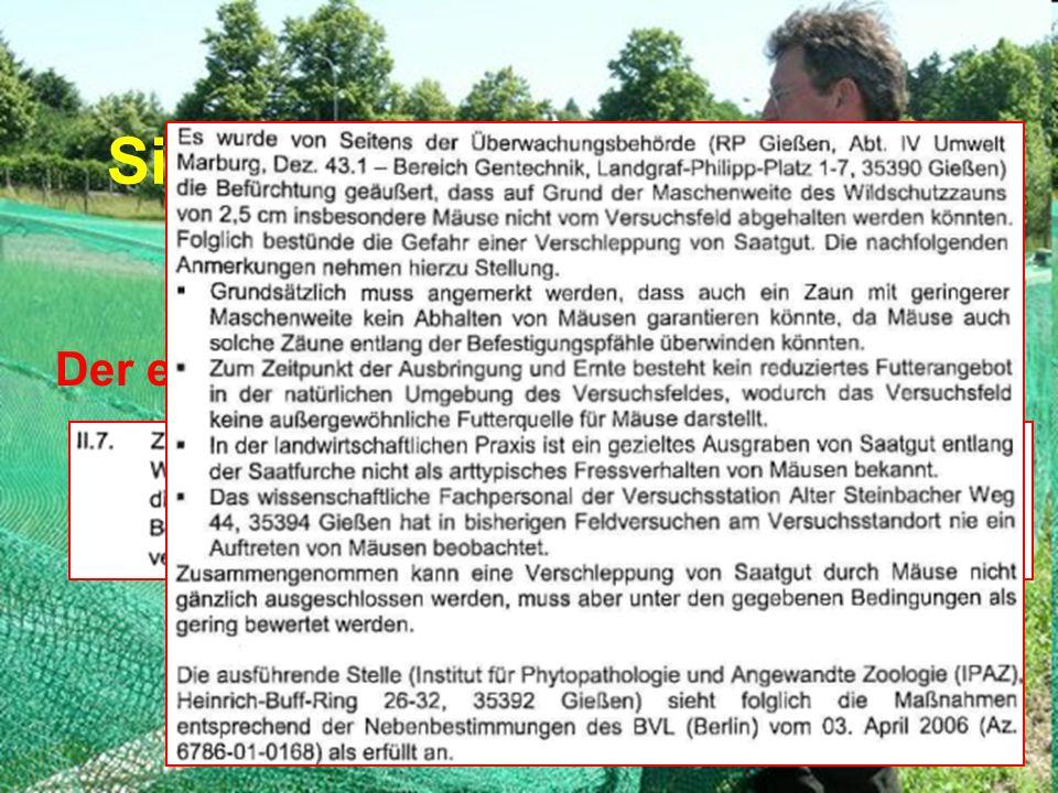 Julius-Kühn-Institut Größter Knoten im Geflecht: mit eigener Forschung und … Beteiligung an Gentechnik-Propaganda Konzerne und Lobbyverbände beim JKI