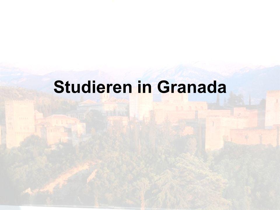 Leben in Granada Ca.240 000 Einwohner Ca.