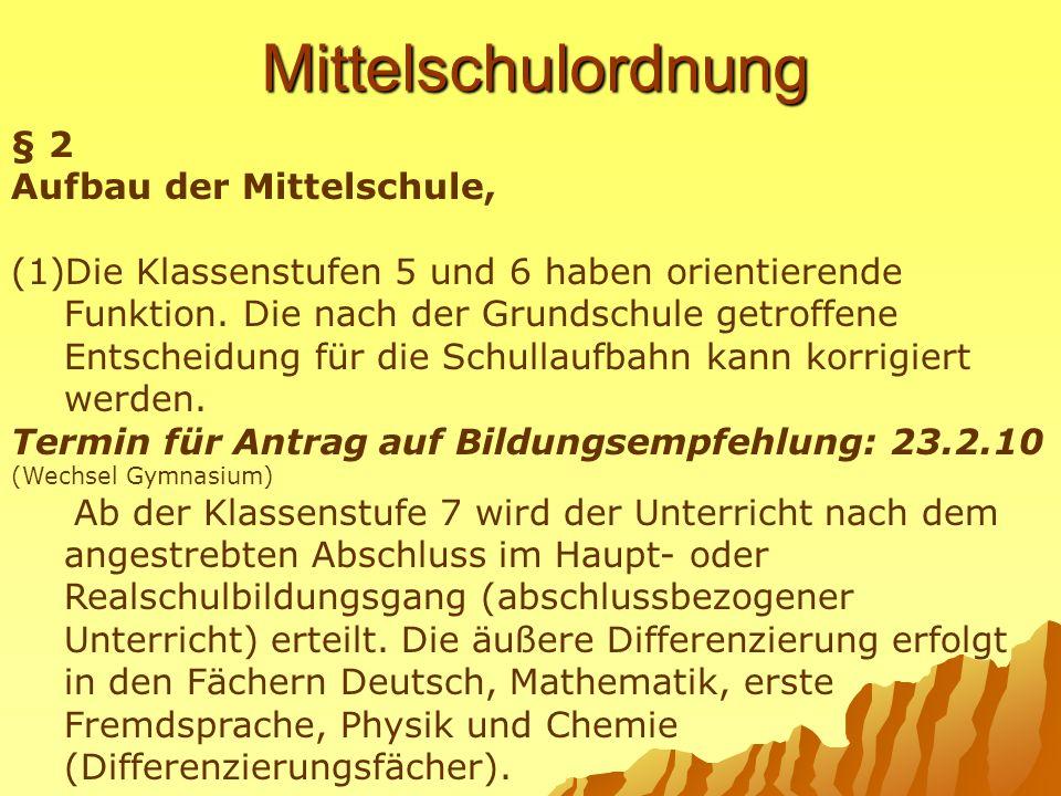 Unterricht Mathe 5 h Ku 2 h Sport 3 h Deutsch 5 h Mu 2 h Geo 2 h Englisch 5 h Eth/Rel 2 h Ge 1 h Klalei 1 h TC 2 h Bio 2 h Stundentafel Klasse 5