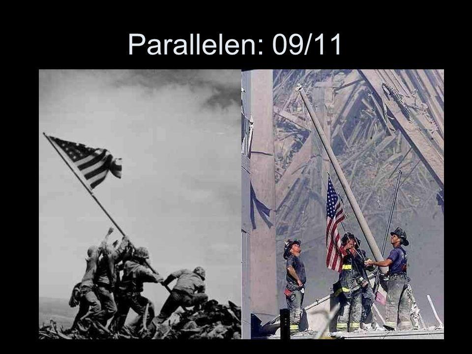 Parallelen: 09/11
