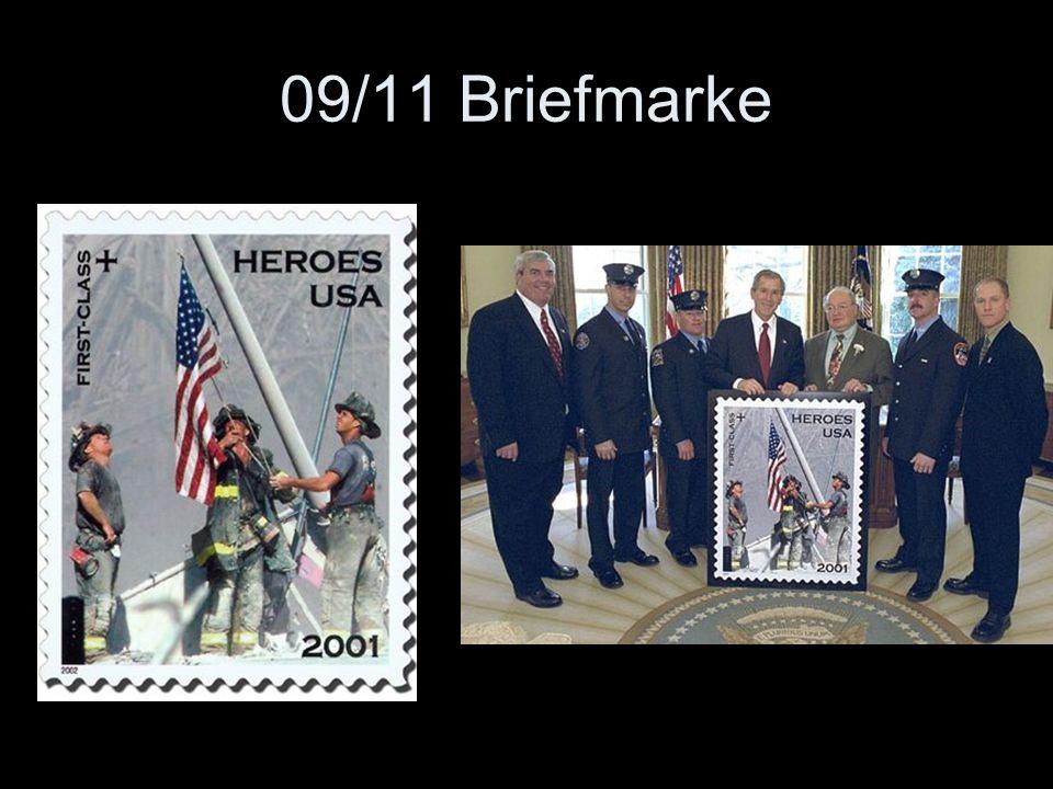 09/11 Briefmarke