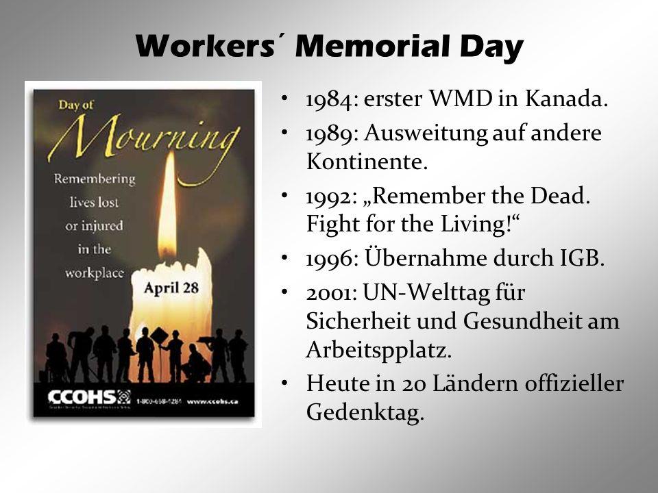WMD-Action Veranstaltungen, Mahnwachen, Gedenkaktionen, Kundgebungen, Demonstrationen, Streiks.