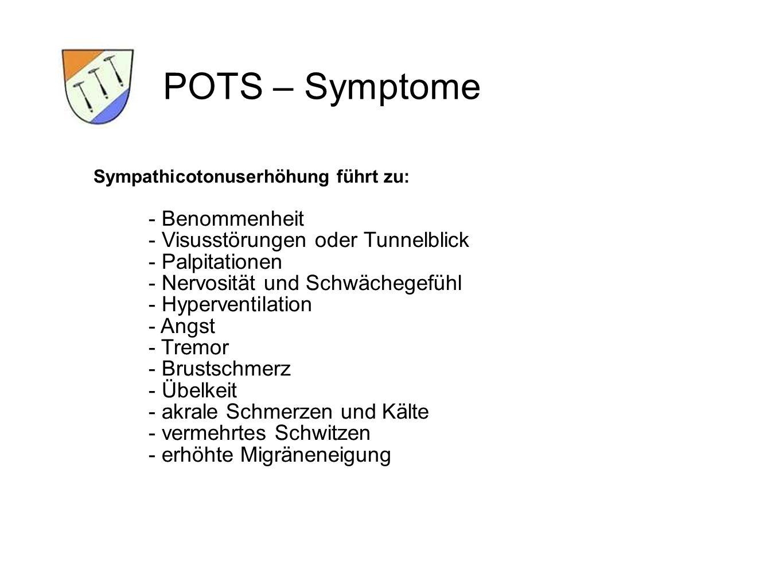 POTS - Ursachen