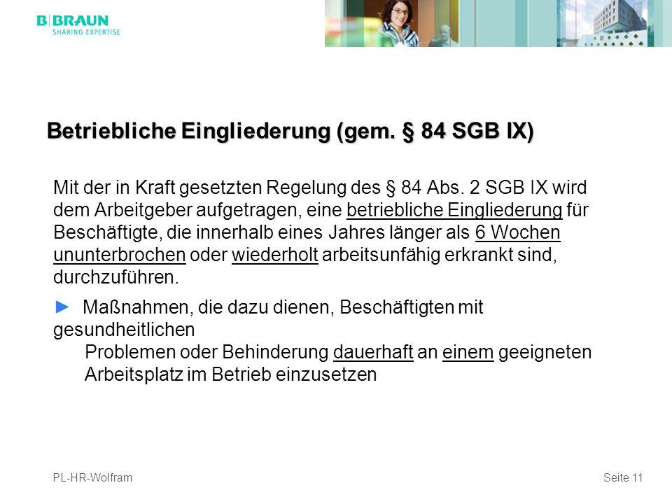 PL-HR-WolframSeite 11 Betriebliche Eingliederung (gem.