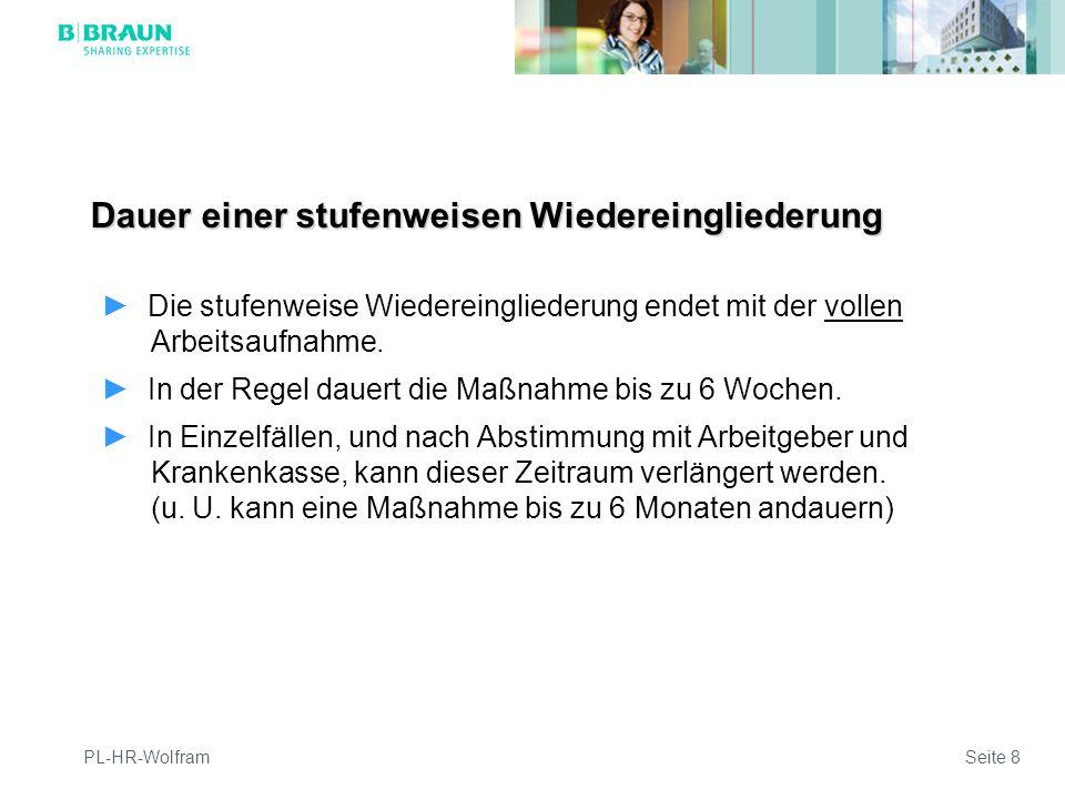 PL-HR-WolframSeite 9 Sondervereinbarung mit der Betriebskrankenkasse B.