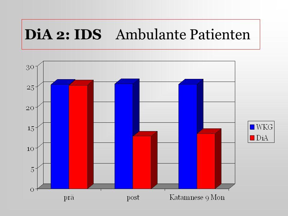 DiA 2: IDS Ambulante Patienten