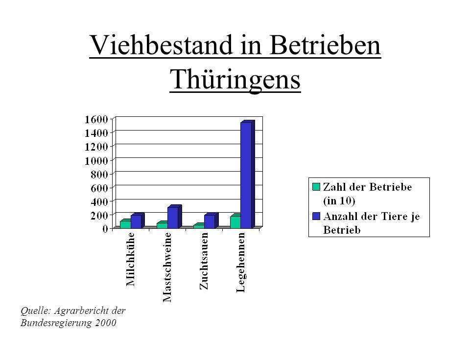 Thüringen Gesamtfläche: 16 251 Quadratkilometer Ackerbau wird hauptsächlich im Thüringer Becken, in der Orlasenke, in der Goldenen Aue und in dem Gebi