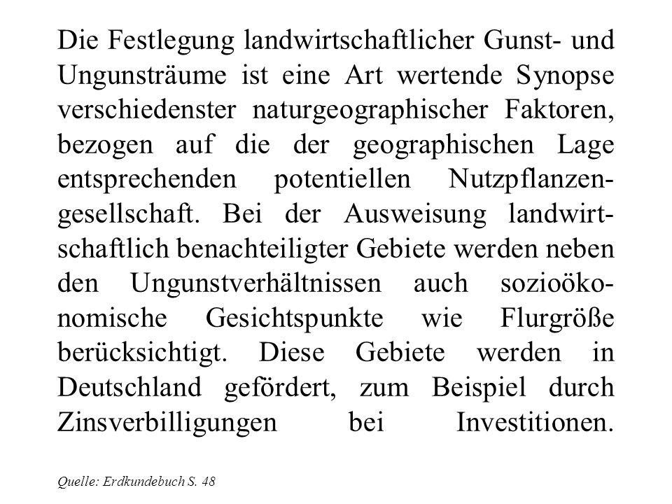 Überblick Die Land- und Forstwirtschaft in Deutschland ist ein Wirtschaftsbereich, der alle angeht. Über 80% unserer Landesfläche werden land- und for