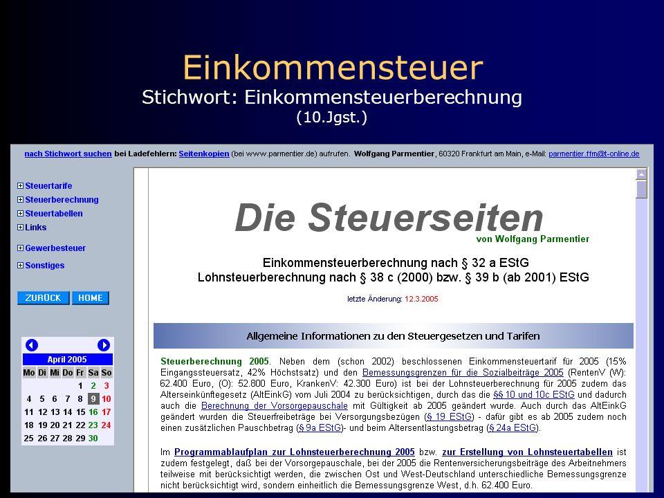 Zeitungsartikel Kollegstufe (Stichwort – Financial Times Deutschland)