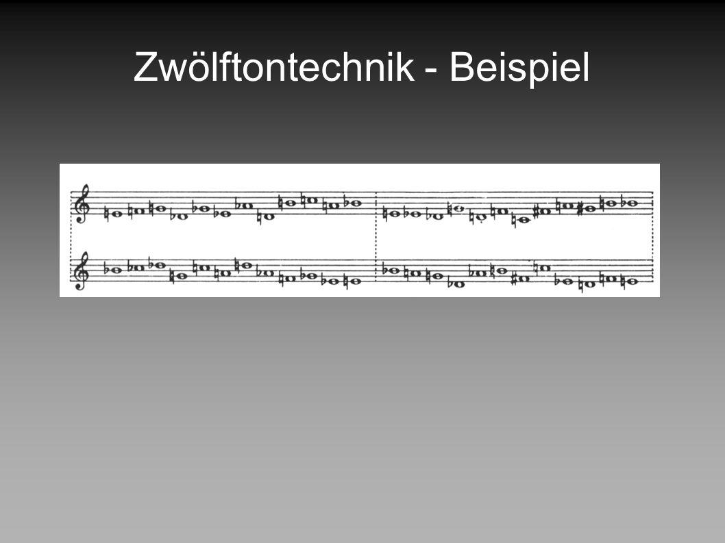 DESIGN PATTERNS IN DER MUSIK Zwölftontechnik Musik Harmonie- lehre Rhythmus Zwölf- tonmusik Klang- flächen