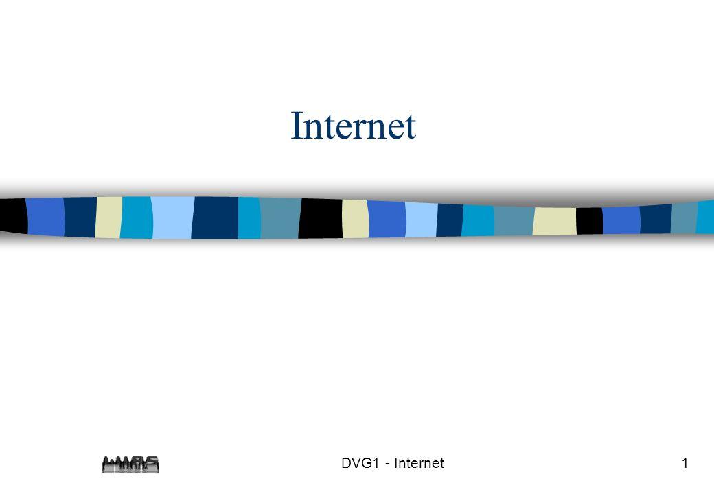 DVG1 - Internet12 Das ist der Titel unserer Seite Die Titelseite der Vorlesung DVG1 und der Link zu den Vorlesungsfolien.