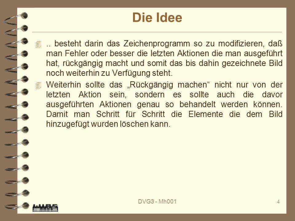 DVG3 - Mh0014 Die Idee 4..