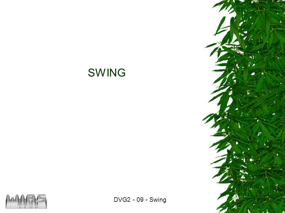 DVG2 - 09 - Swing SWING