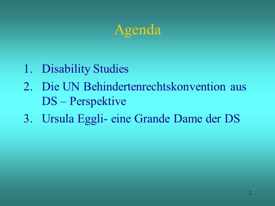 13 3.Ursula Eggli, eine Grande Dame der Behindertenbewegung Geb.