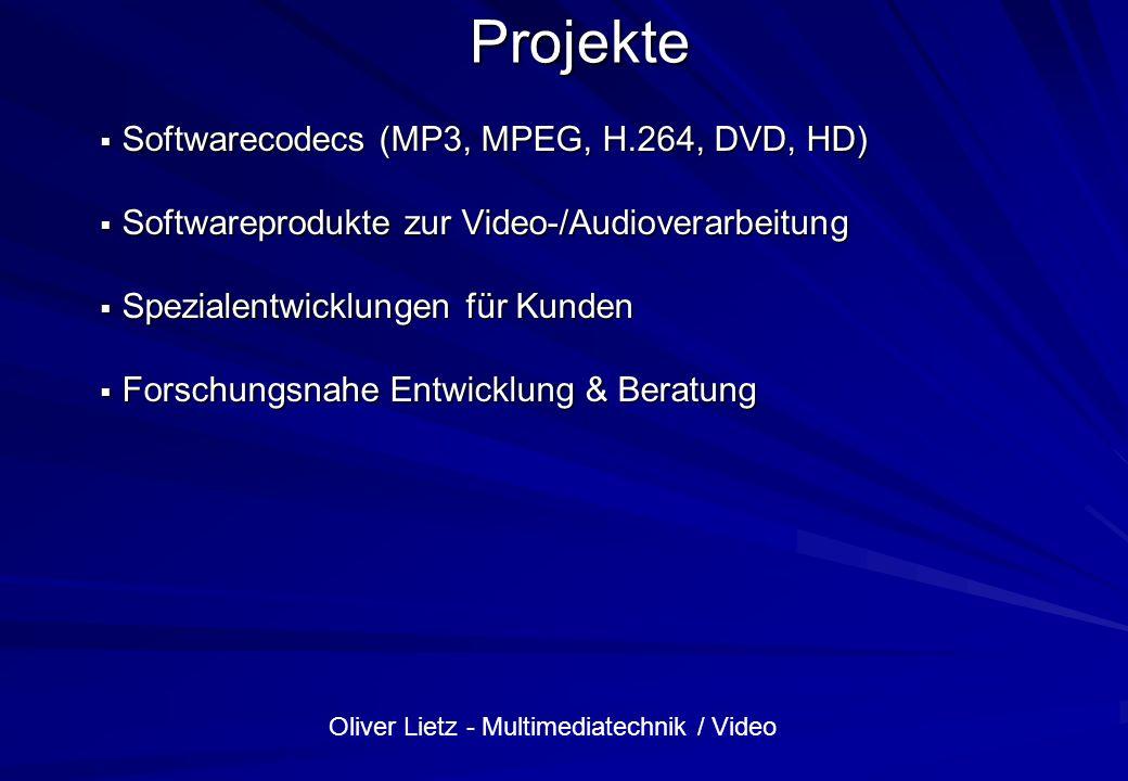 Oliver Lietz - Multimediatechnik / Video TranSpeaker Servergesteuerte Sprachsynthese (TTS) MP3-Streaming von übersetzten Texten