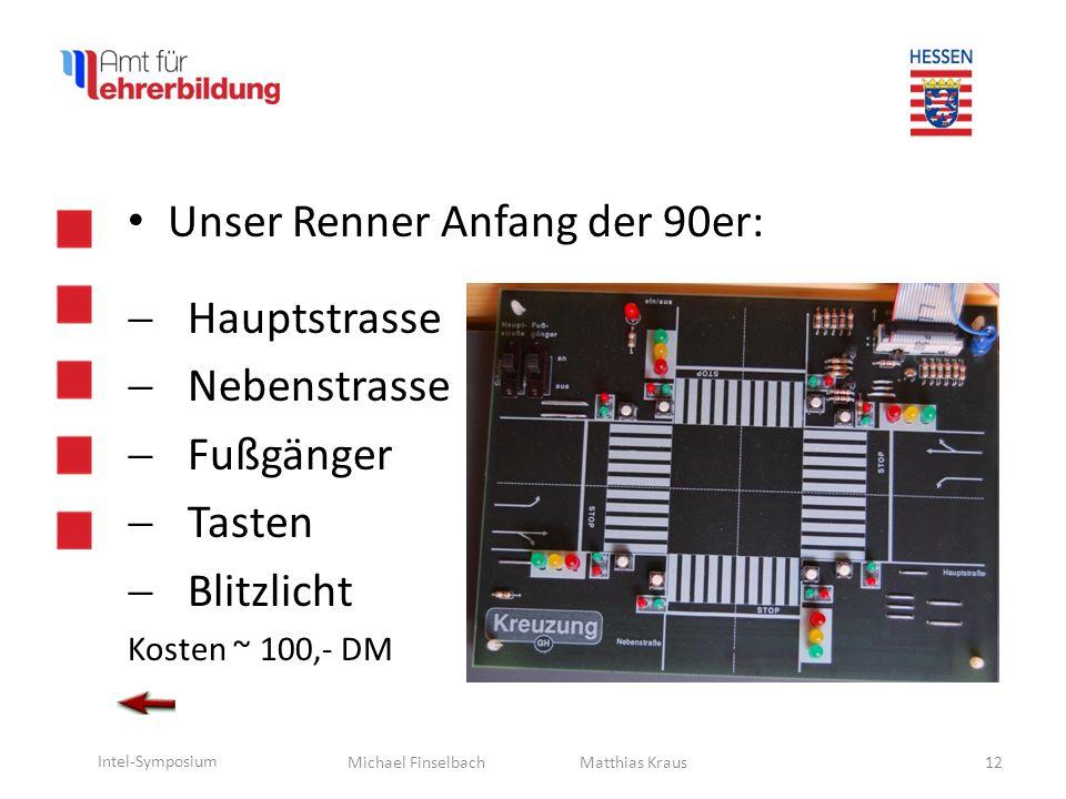 Michael Finselbach 13 Netzteil Modell Handsteuerung Ein Modell zum Anfassen… Matthias Kraus