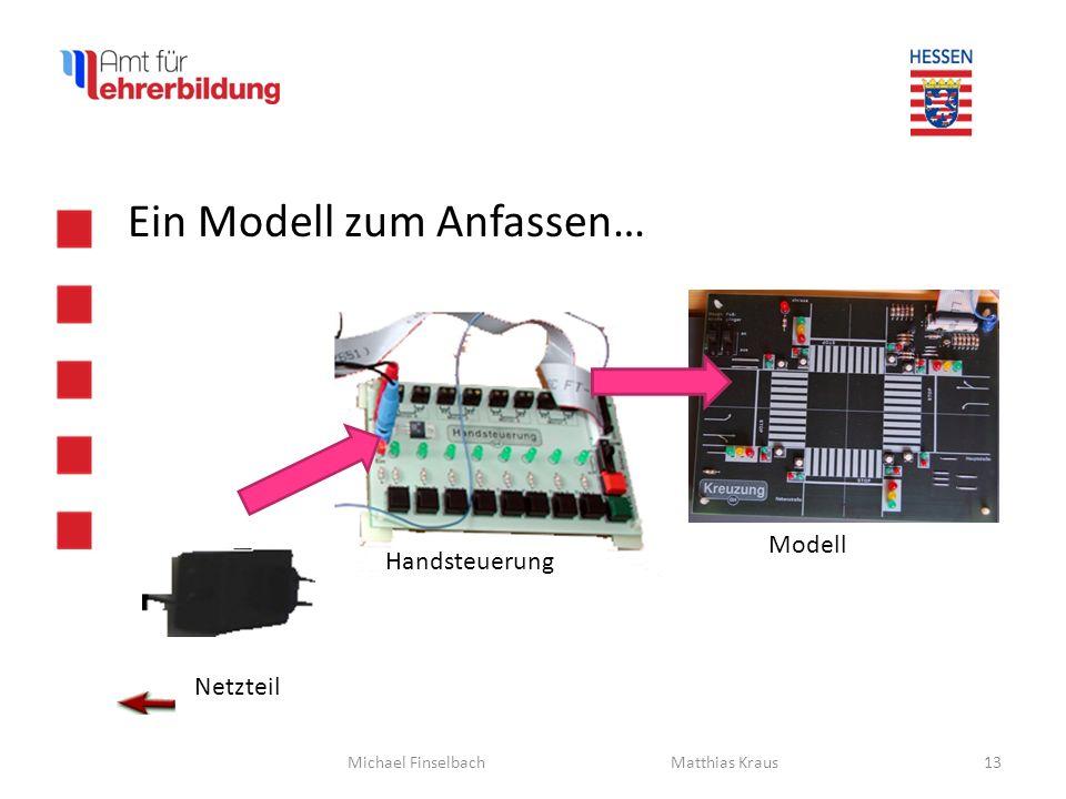 Michael Finselbach Intel-Symposium …sowie zum Messen und Steuern 14 Was wurde alles an Hardware benötigt .