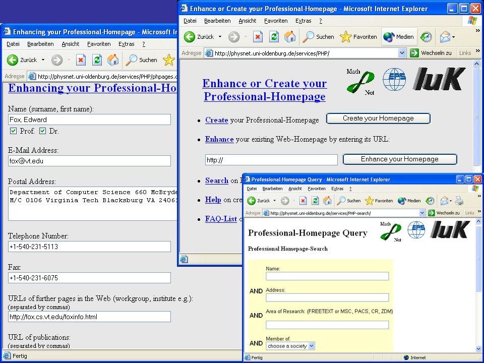 Physiker Tagung Fachvortrag AKI 101.5 Leipzig, 22. März 2002 13