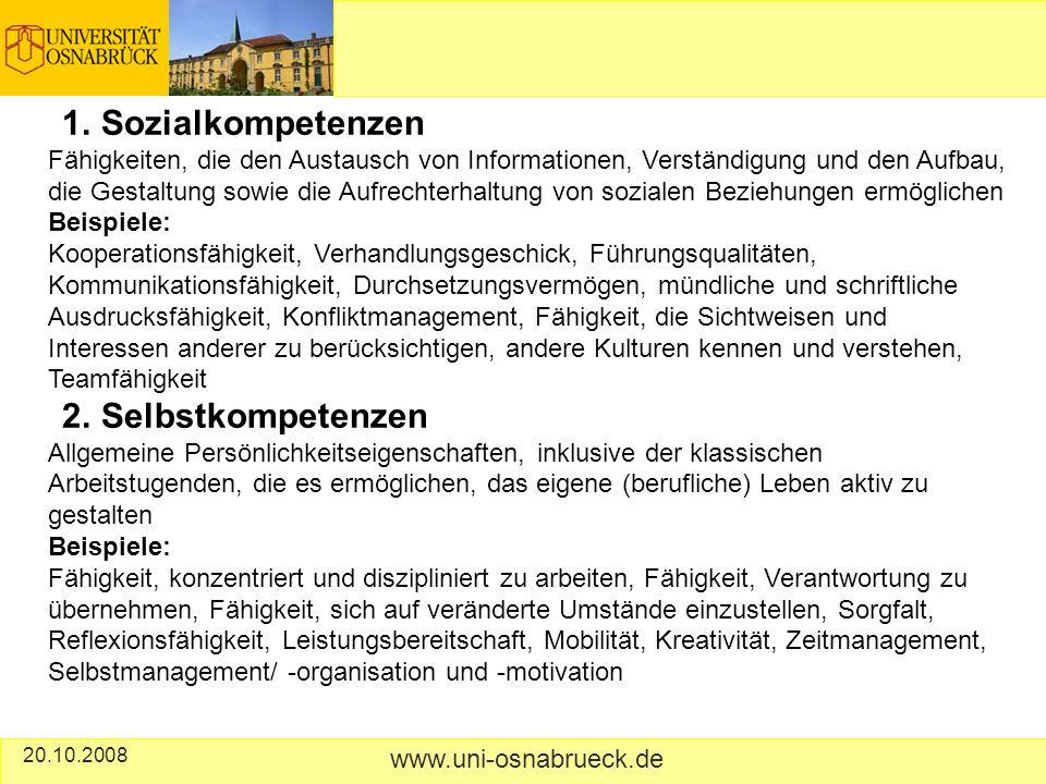 20.10.2008 www.uni-osnabrueck.de 1.