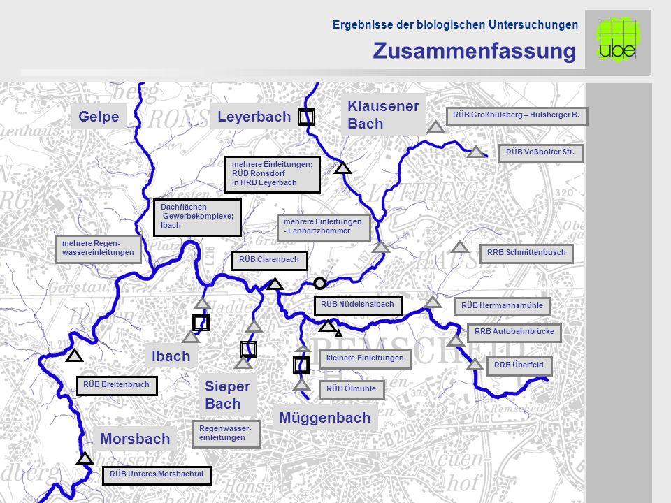 Roadmap der Maßnahmenplanung und Nachweisführung Vorgehensvorschlag Vergleich detaillierter Nachweisverfahren nach BWK-Merkblatt 3 für das Morsbacheinzugsgebiet Wuppertal, 09.10.2007 Auftraggeber: Bearbeitung: Martin Halle Andreas Müller