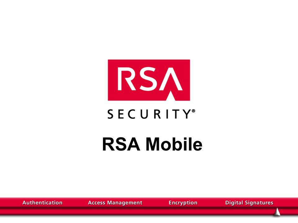 RSA Mobile