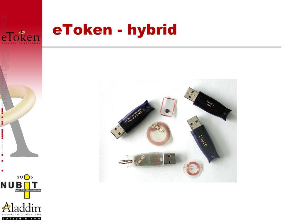 eToken - hybrid