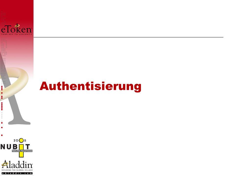 Authentisierung