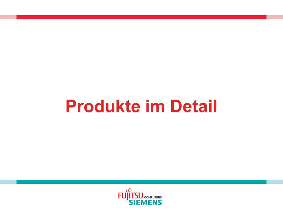 6 © Fujitsu Siemens Computers 2002 Partnermanagement Olaf Steppat D Produktlinien und Software Suiten Premium Line Business Line ManageIT Suite Manage