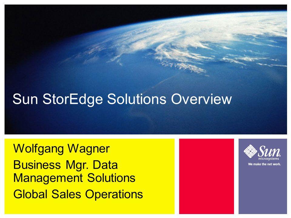 Support Global Support durch Sun Microsystems Vendor Integration Program IBM / Lotus und Sun Microsystems
