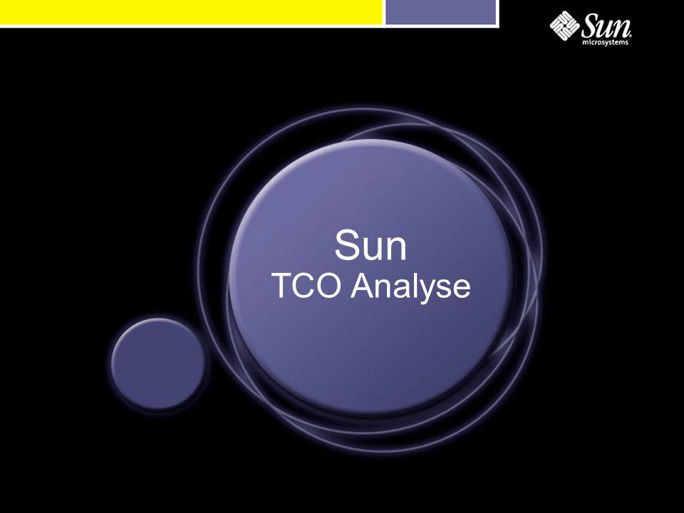 Sun TCO Analyse