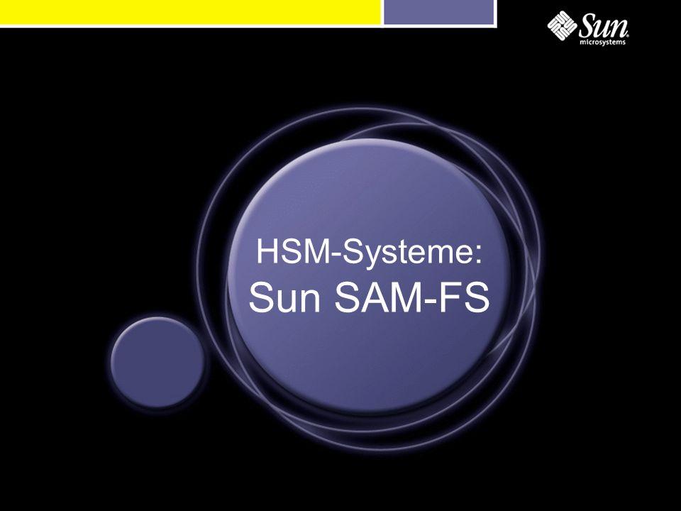 HSM-Systeme: Sun SAM-FS
