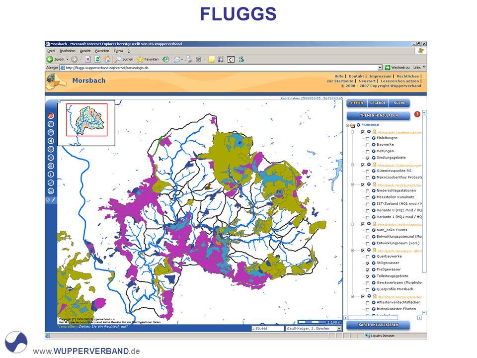 www.WUPPERVERBAND.de FLUGGS