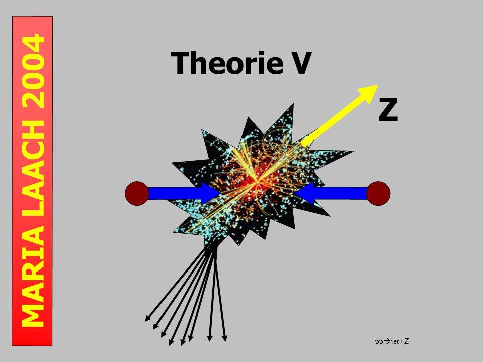 MARIA LAACH 2004 Theorie V Z pp jet+Z