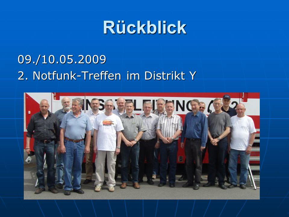 Rückblick Am Donnerstag, den 17.9.2009, veranstaltete das LAGetSi das 10.