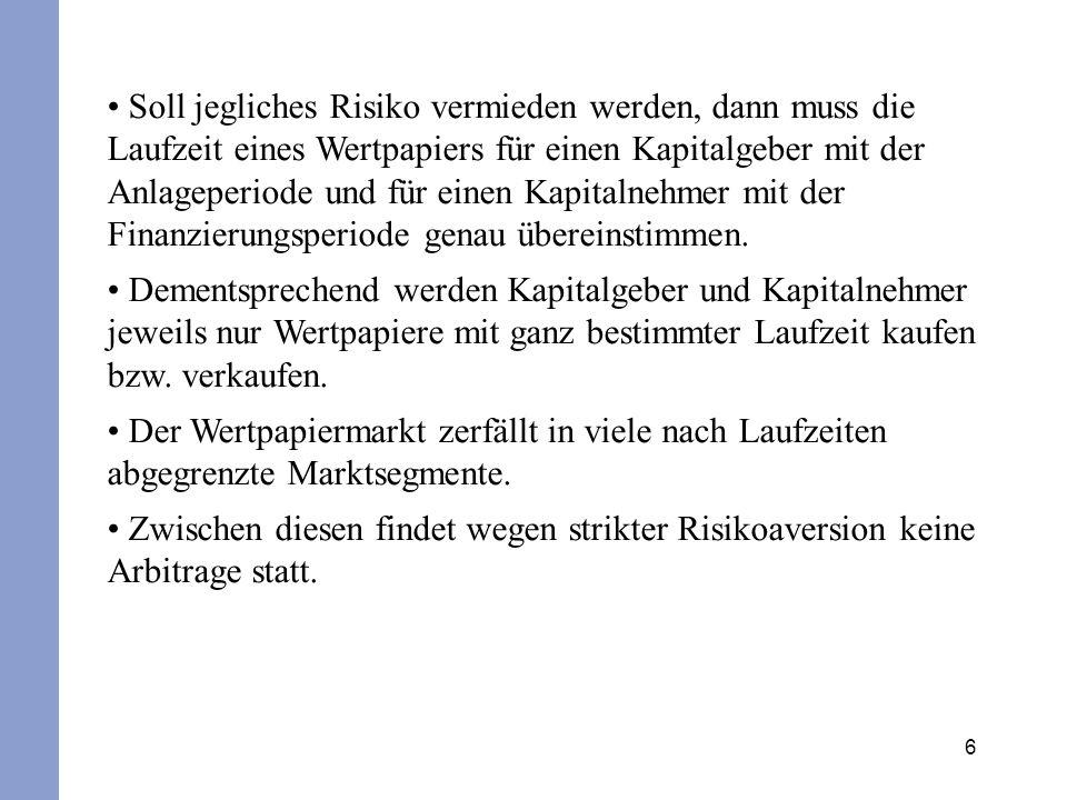 17 Quelle: http://www.bundesbank.de/statistik/statistik_zeitreihen.php; Zeitreihe st0101http://www.bundesbank.de/statistik/statistik_zeitreihen.php