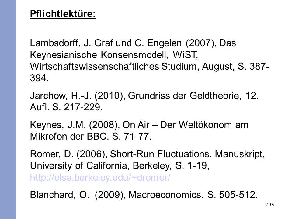 239 Pflichtlektüre: Lambsdorff, J. Graf und C.