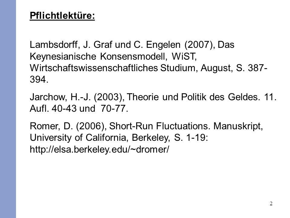 2 Pflichtlektüre: Lambsdorff, J.Graf und C.