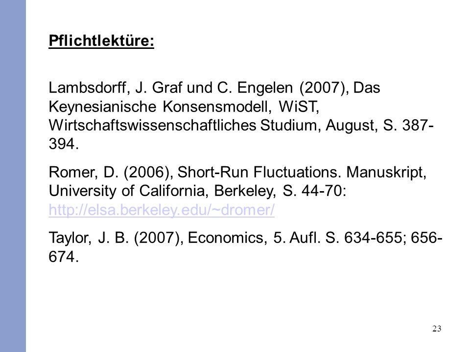 23 Pflichtlektüre: Lambsdorff, J.Graf und C.