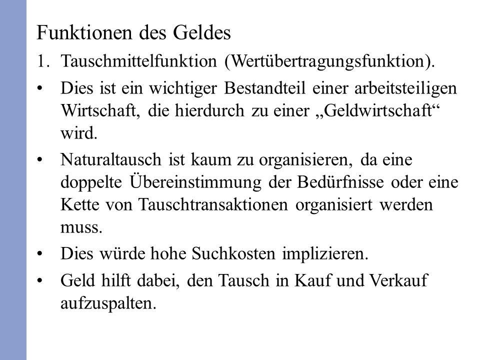 2.Recheneinheit; allgemeines Wertausdrucksmittel.
