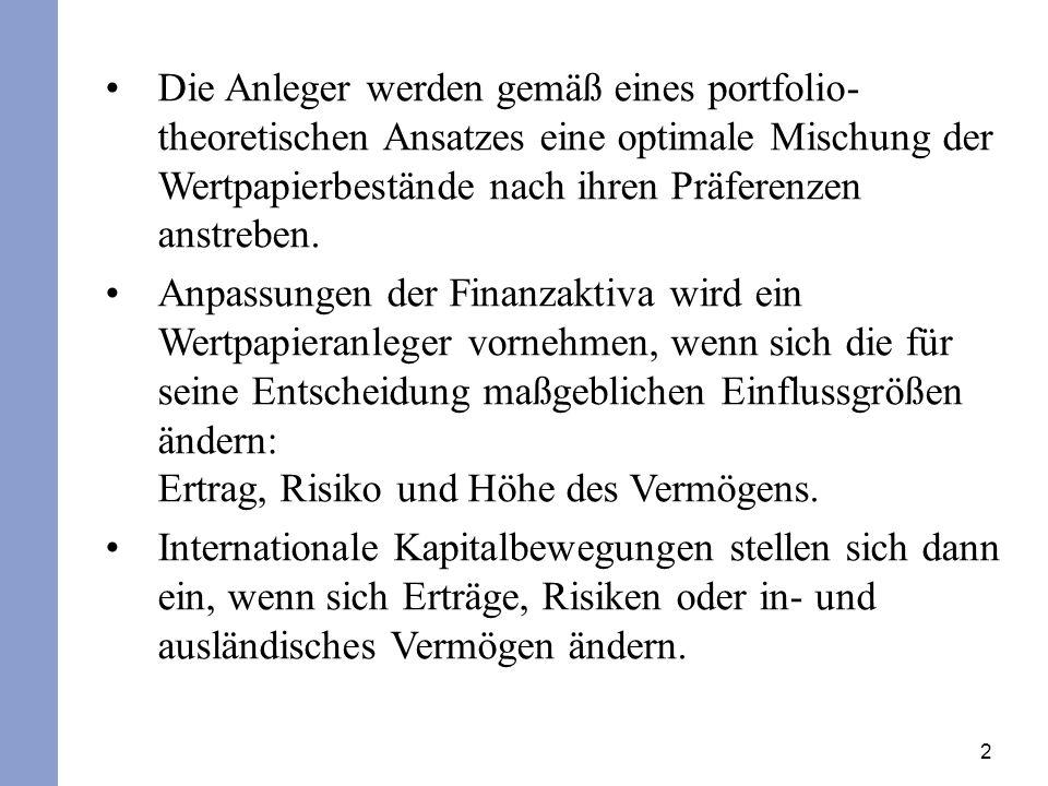 13 Zudem droht ein Transmissionsmechanismus der Zentralbankpolitik zu versagen.