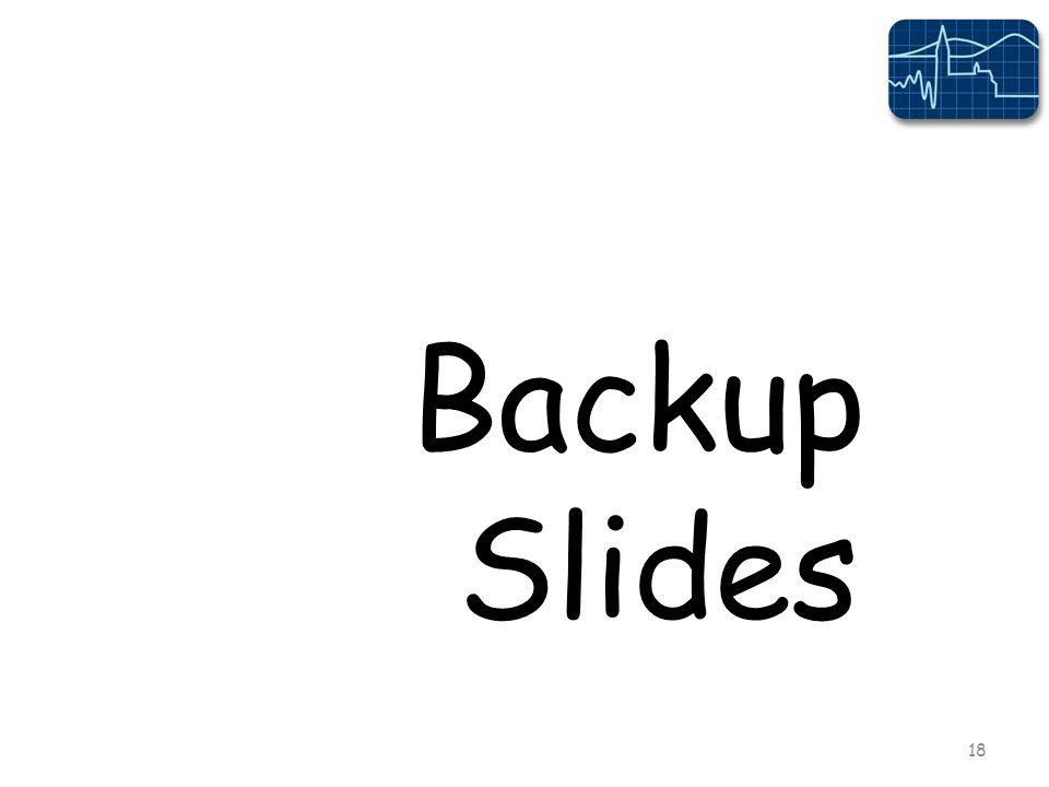 Backup Slides 18