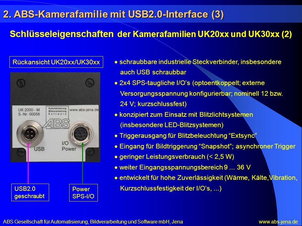 schraubbare industrielle Steckverbinder, insbesondere auch USB schraubbar 2x4 SPS-taugliche I/Os (optoentkoppelt; externe Versorgungsspannung konfigur